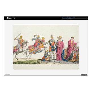 Richard the Lionheart, John of Gaunt, Edward III, Laptop Decals