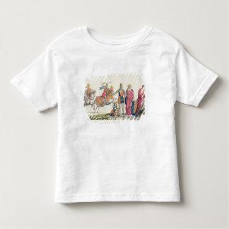 Richard the Lionheart, John of Gaunt, Edward III, Toddler T-shirt