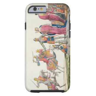 Richard the Lionheart, John of Gaunt, Edward III, Tough iPhone 6 Case
