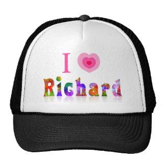 Richard Trucker Hat
