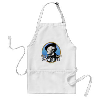 Richard Wagner Adult Apron