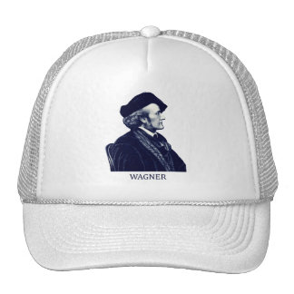 Richard Wagner azul Gorro De Camionero
