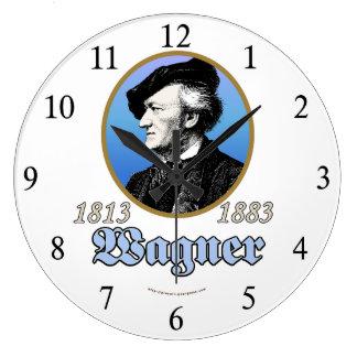 Richard Wagner Wallclock