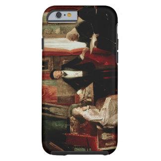 Richard Wagner con el daught de Franz Liszt y de Funda De iPhone 6 Tough