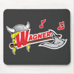 Richard Wagner Mouse Pad
