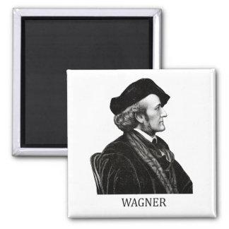 Richard Wagner, negro Imán Cuadrado