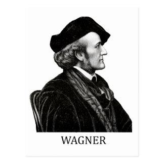 Richard Wagner, negro Tarjetas Postales