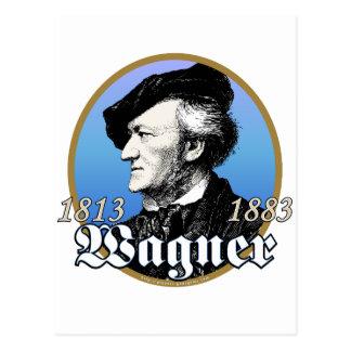 Richard Wagner Postcard