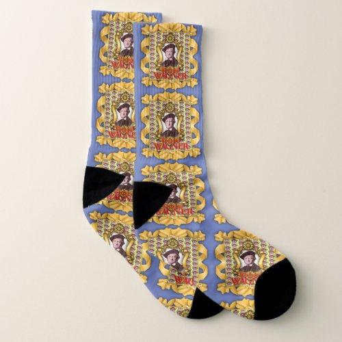 Richard Wagner Socks