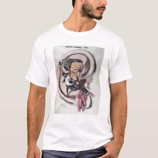 Richard Wagner splitting the ear drum of world T-Shirt