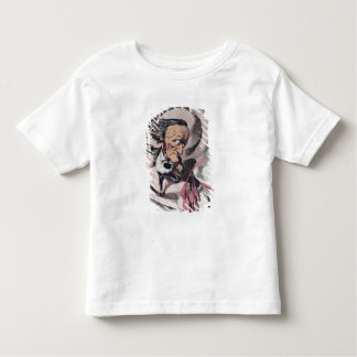 Richard Wagner splitting the ear drum of world Toddler T-shirt
