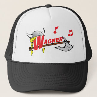 Richard Wagner Trucker Hat