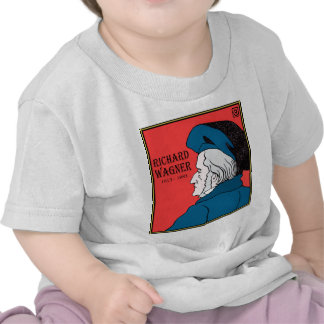Richard Wagner Tee Shirts