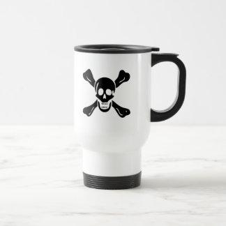 Richard Worley-Black Travel Mug