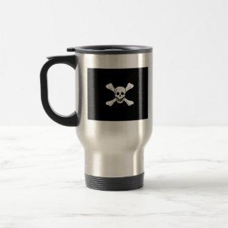 Richard Worley flag travel mug
