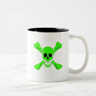 Richard Worley-Green Two-Tone Coffee Mug