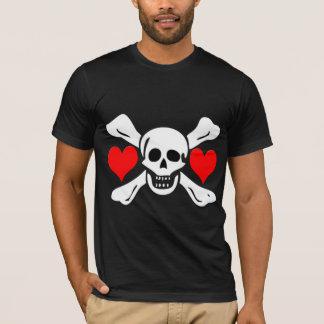 Richard Worley-Hearts T-Shirt