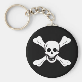 Richard Worley keychain