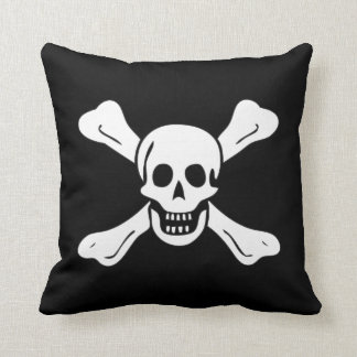Richard Worley Throw Pillows