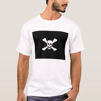 Richard Worley's Pirate Flag T-Shirt