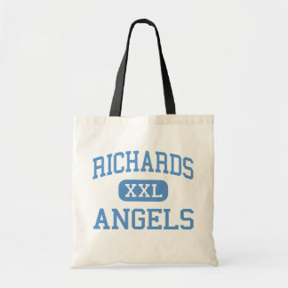 Richards - Angels - Vocational - Chicago Illinois Canvas Bags
