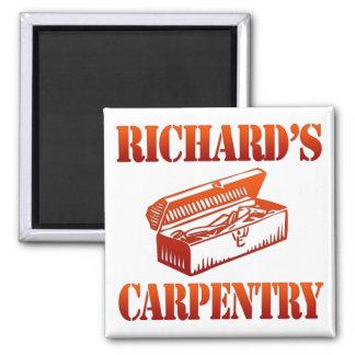 Richard's Carpentry Magnet