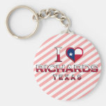 Richards, Texas Keychains