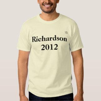 Richardson 2012 tshirts