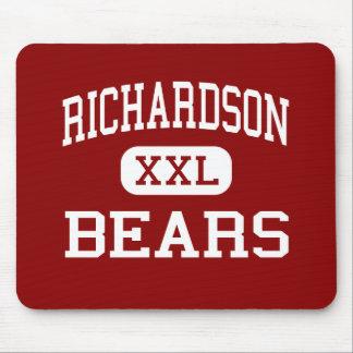 Richardson - Bears - High - West Monroe Louisiana Mouse Mats