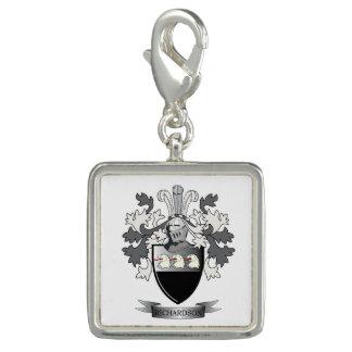 Richardson Coat of Arms Charm