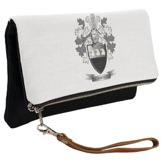 Richardson Coat of Arms Clutch