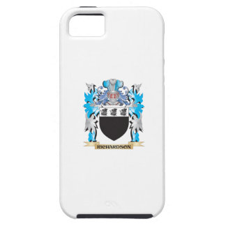 Richardson Coat of Arms - Family Crest iPhone 5 Covers