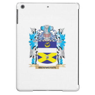 Richardson- Coat of Arms - Family Crest iPad Air Covers