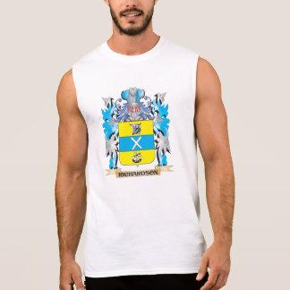 Richardson Coat of Arms - Family Crest Sleeveless Shirt