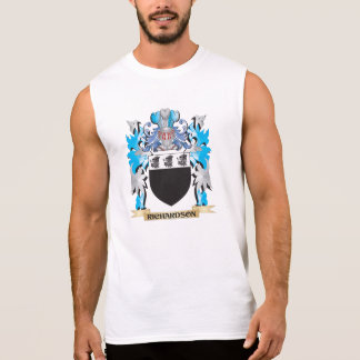 Richardson Coat of Arms - Family Crest Sleeveless Tee