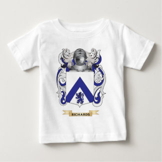 Richardson Coat of Arms (Family Crest) T Shirts