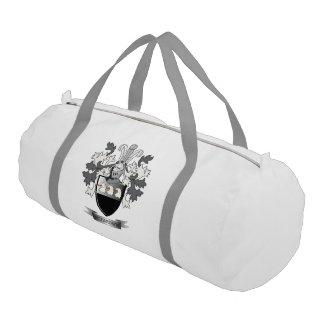Richardson Coat of Arms Gym Bag