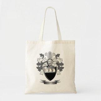 Richardson Coat of Arms Tote Bag