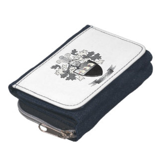 Richardson Coat of Arms Wallets