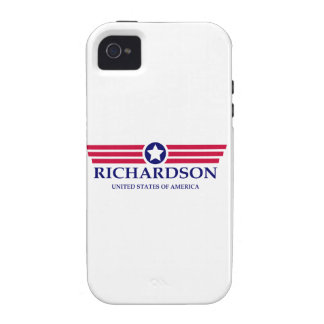 Richardson Pride iPhone 4/4S Cases