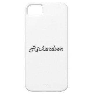 Richardson Texas Classic Retro Design iPhone 5 Cover