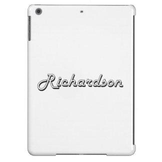 Richardson Texas Classic Retro Design iPad Air Cover