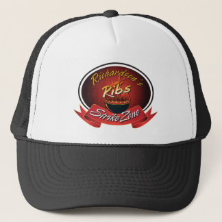 Richardson's Ribs Strikezone Trucker Hat