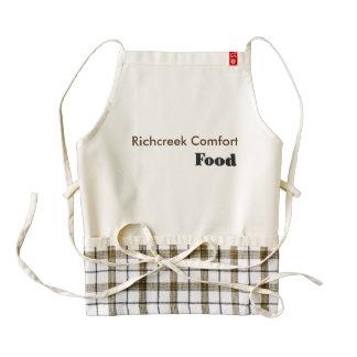 Richcreek Comfort Food Zazzle HEART Apron