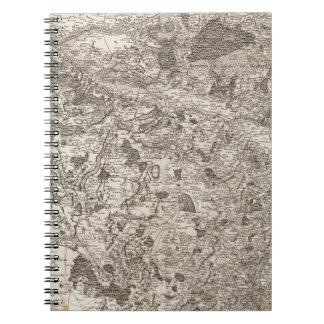 Richelieu, Saumur Notebook