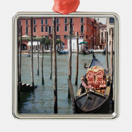 Riches of Venice Christmas Tree Ornament