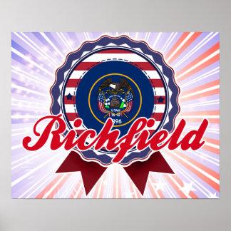 Richfield, UT Poster