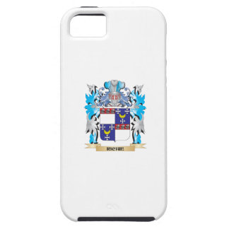 Richie Coat of Arms - Family Crest iPhone 5 Covers