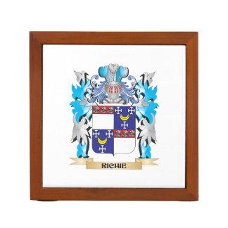 Richie Coat of Arms - Family Crest Pencil/Pen Holder