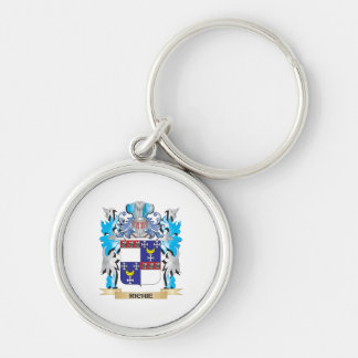 Richie Coat of Arms - Family Crest Keychain